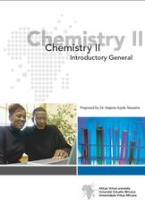 Chemistry II Introductory General
