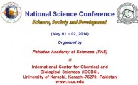 National Science Conference 2014