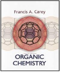 Organic Chemistry By Francis A. Carey