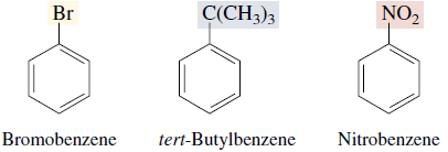 Benzene Derivatives