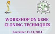 Workshop on Gene Cloning Techniques