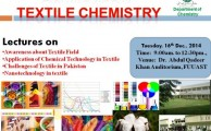 Seminar on Textile Chemistry