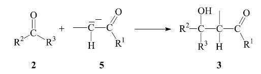 aldol reaction 3