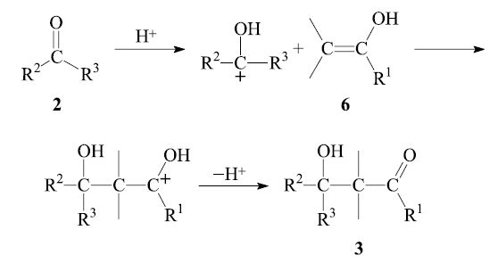 aldol reaction 4