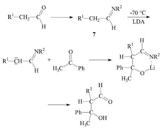 aldol reaction 6