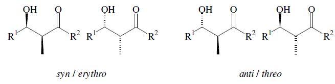 aldol reaction 9
