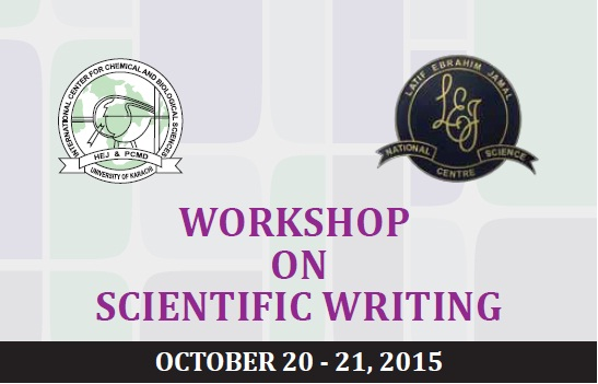 workshop on scientific/research paper writing