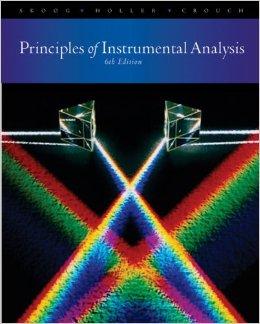 Skoog Principles of Instrumental Analysis