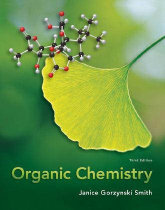 Organic Chemistry 3e Janice Gorzynski Smith