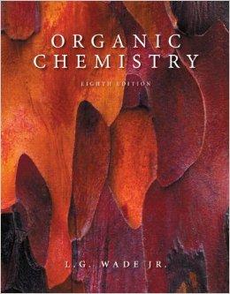 Organic Chemistry 8e L. G. Wade Jr.