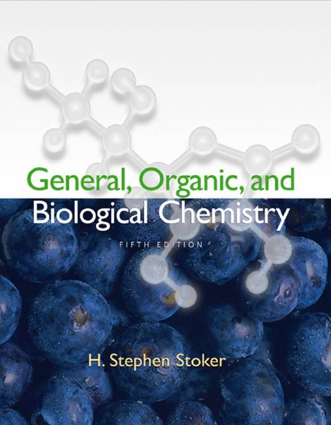 stoker s.h. general organic and biological chemistry 6th edition