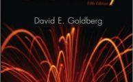 Fundamentals of Chemistry 5e David E. Goldberg