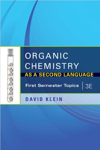 Free Download Organic Chemistry As A Second Language - 1st ...