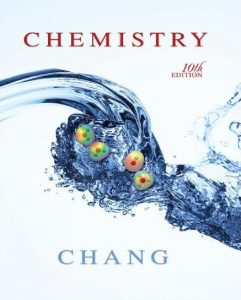 Free Download Chemistry (10th edition) By Raymond Chang | Chemistry