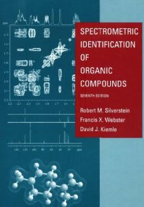 Spectrometric Identification of Organic Compounds 7e by Silverstein Webster and Kiemle