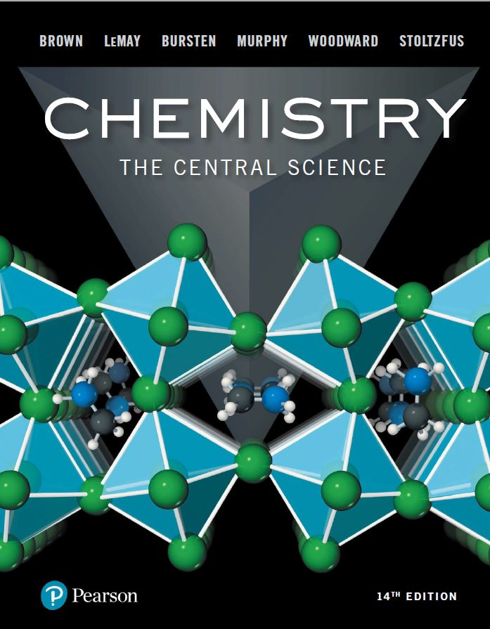 Free Download CHEMISTRY The Central Science 14th Edition