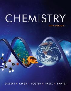 Chemistry : The Science in Context 5th edition