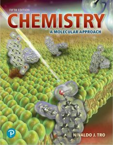 Chemistry A Molecular Approach (5th Edition) by Nivaldo J. Tro