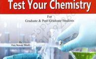Test Your Chemistry 2e by Haq Nawaz Bhatti