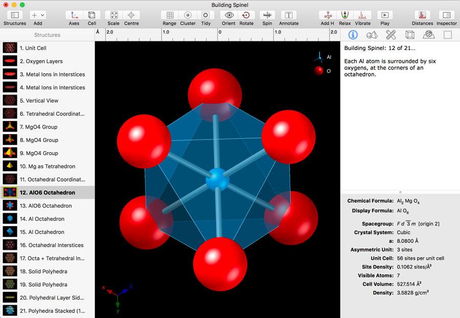 CrystalMaker Software X