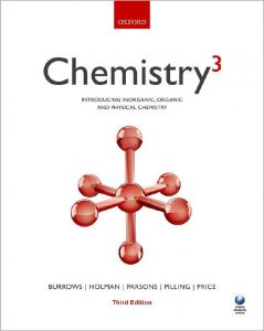 Chemistry3: Introducing Inorganic, Organic and Physical Chemistry (3rd Edition)
