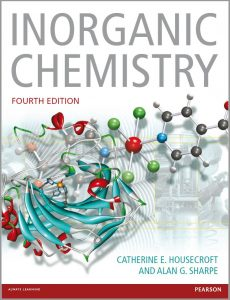 Free Download Inorganic Chemistry (4th Edition) By Catherine E. Housecroft and Alan G. Sharpe