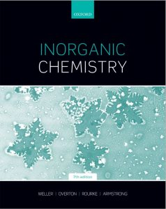 Inorganic Chemistry 7th Edition By Weller, Overton, Rourke and Armstrong