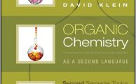 Organic Chemistry As a Second Language Second Semester Topics 4th Edition By David R. Klein