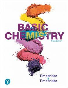 Basic Chemistry (6th Edition) By Karen Timberlake and William Timberlake