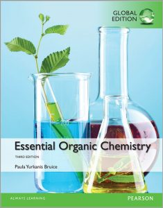 Essential Organic Chemistry (3rd Global Edition) By Paula Yurkanis Bruice