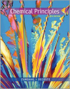 Chemical Principles (8th Edition) By Steven S. Zumdahl and Donald J. DeCoste