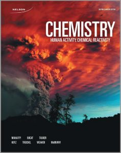 Chemistry Human Activity, Chemical Reactivity (2nd Ed.) By Mahaffy, Bucat and Tasker, Treichel, Weaver