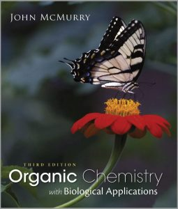 Organic Chemistry with Biological Applications (3rd Edition) By John McMurry