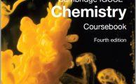 Cambridge IGCSE Chemistry Coursebook 4e By Richard Harwood and Ian Lodge