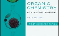 Organic Chemistry As A Second Language First Semester Topics 5e By David R. Klein