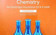 Cambridge International AS and A Level Chemistry Coursebook (3rd Edition) By Lawrie Ryan & Roger Norris
