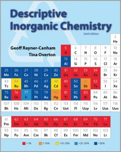 Descriptive Inorganic Chemistry (6th Edition) By Geoff Rayner-Canham and Tina Overton