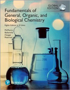 Fundamentals of General, Organic, and Biological Chemistry (8th Edition) By John McMurry, Ballantine, Hoeger and Peterson