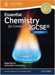 Essential Chemistry for Cambridge IGCSE (2nd Edition) By Roger Norris