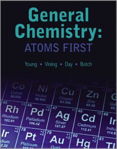 General Chemistry Atoms First By Susan Young, William Vining, Roberta Day and Beatrice Botch